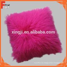 Cojín de piel de cordero, Real Fur Pillow