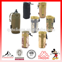 Outdoor Tactical Army Military Water Bottle Bag Kettle Pouch Pack Holder