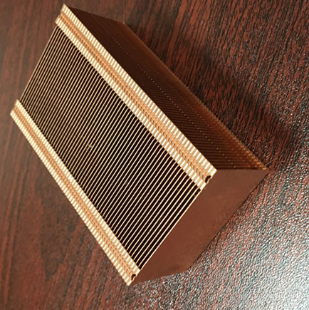 COPPER zipper heatsink