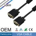 SIPU 5/10 FT Blue 15PIN VGA / SVGA D-Sub Macho a macho Cable Monitor M / M Nuevo para PC TV
