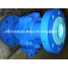 Lined Floating Ball Valve Cast Steel (Q41F)