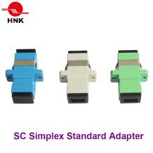 Sc Simplex Singlemode, Multimode, Om3 und APC Faseroptikadapter