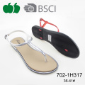 Cheap Sexy Summer Women Flat Sandals