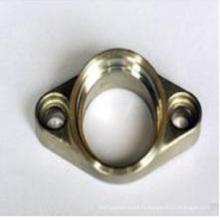 Coulée de précision en acier inoxydable coulée à la cire (pièce de machine)
