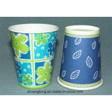 8oz Papierbecher (Cold Cup) Einweg-Papierschale PE-Beschichtung