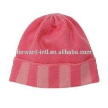 China factory supply OEM cheap knitting Cashmere hats