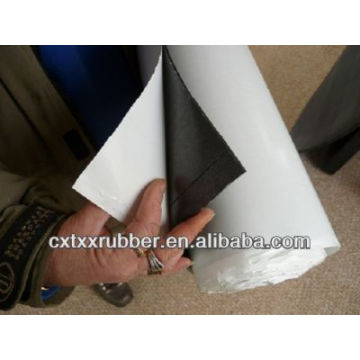 rubber foma backed with adhesive,adhesive backed with rubber foam sheet