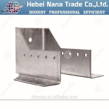 Galvanized Sheet Steel Wood connectors Joist Hanger