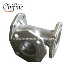 China Piezas de repuesto de válvula de acero de precisión personalizada
