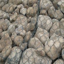 Galvanisé / matelas enduit de Gabion de PVC de fabricant de la Chine avec le prix modéré