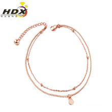 Stainless Steel Fashion Jewelry Anklet