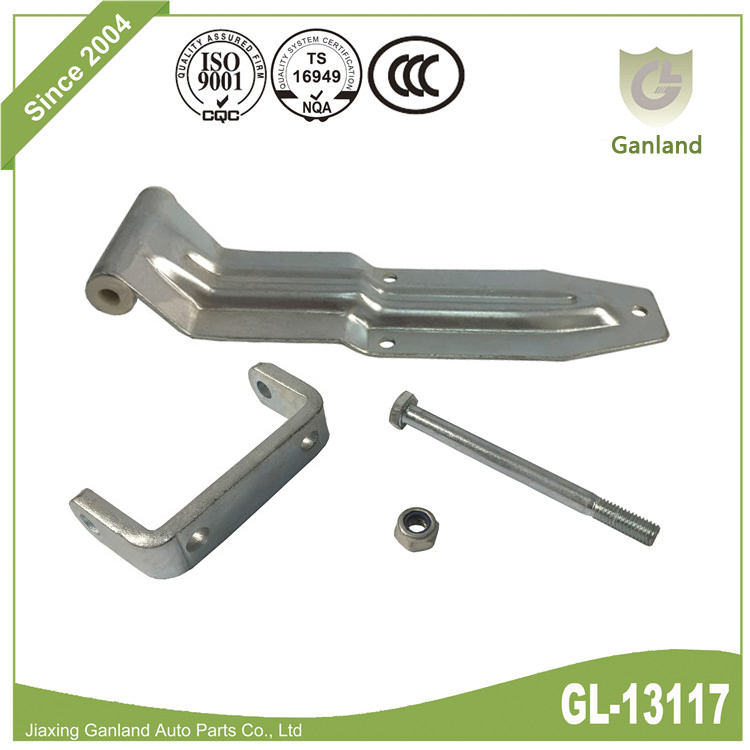 Zinc Plated Door Hinge