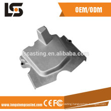 High quality aluminum die casting auto/motor housing die casting parts