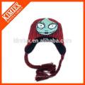Patrón libre del sombrero del knit del bebé patrón libre del knit para los earflaps del sombrero