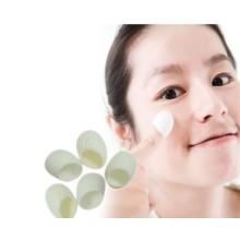 Экологичные свежие натуральные шелковые косметические коконы для лица