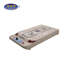 Smart table needle metal detector