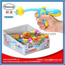 Sommer Heißer Verkauf Fuuny Cartoon Ente Bad Wasserspray Spielzeug