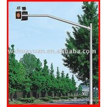 traffic probe steel rod