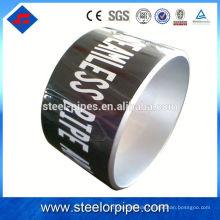 Von Hersteller warmgewalzten Kohlenstoff nahtlose Stahl Rohrleitung Rohr