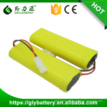 Hohe Qualität Ni-cd 7,2 v sc 2000 mah Batterie Pack Made In China