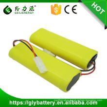 High Quality Ni-cd 7.2v sc 2000mah Battery Pack Made In China