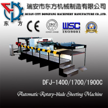 Paper Cutter with 2-4 Unwinding Stand Machine