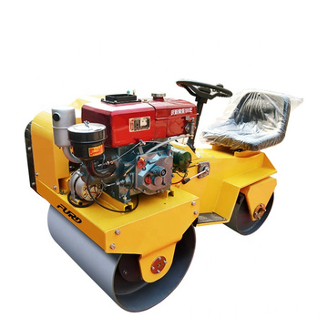 China Factory Wholesale Vibratory Road Roller