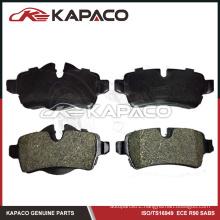 Brake Pad Set for MINI Cooper D1309-8424 34216778327