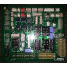 Carte d'interface supérieure de voiture CCB-3 / CCB-7 pour ascenseurs Hyundai