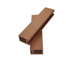 Wood Plastic Composite Board Frame WPC Wall Panel Frame 68*45mm XFW004