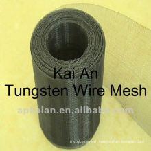 tungsten wire mesh