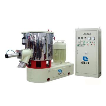 Mezclador de calefacción de alta velocidad para materiales en polvo