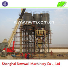 20tph Full Automatic Dry Mortar Batching Plant for Cement Glue