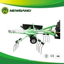 rotary Hay rake and tedder