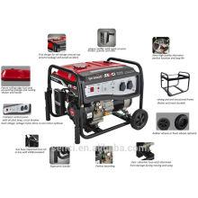 2015 Neue Super Silent Generator 5KW SC6000-II Elektrische Generator Teile