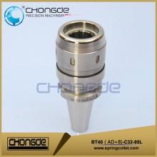 CNC-Werkzeugmaschinenhalter BT40 Typ C32 Standfutter 95 Lengh Spannzangenfutter