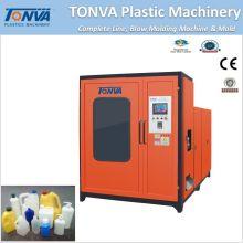 Máquina de moldagem por sopro de extrusão de plástico de alta qualidade