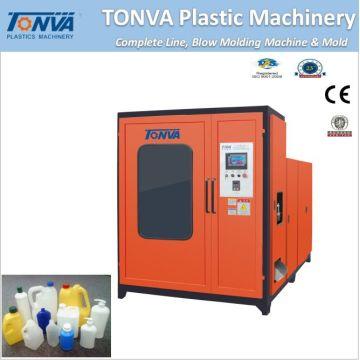 Máquina de molde de sopro do frasco plástico super de Tonva