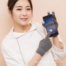cheap best selling winter alpaca hand warming women gloves