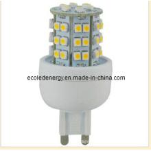 Bombilla de luz LED G9 con CE y Rhos