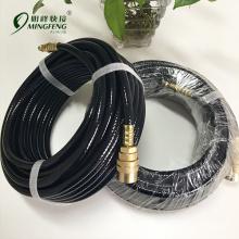 Schnellkupplungs-Hochdruck-PVC-Sprühschlauch