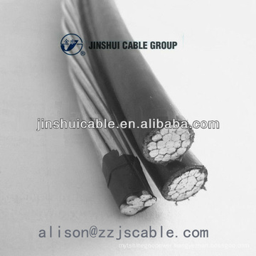 Electrical Power Cable Wire Insulated with PE