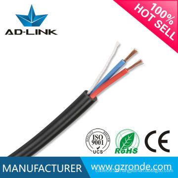 Hochwertiges Kupfer Standard PVC isoliert 2 Kern RVVP Kabel