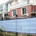New new products balcony blind fence shade nets