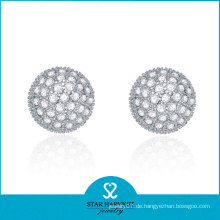 Neuestes Design Whosale Silber Ohrring