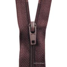 Superior quality nylon zipper closed end zipper made in China