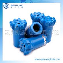 T38 T45 T51 Thread Rock Drill Tungsten Carbide Button Bits