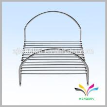 Hecho en China venta al por mayor de alta calidad duradera de pie ajustable ajustable acero inoxidable