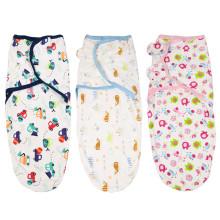 wholesale baby swaddle adjustable blanket infant swaddle wrap