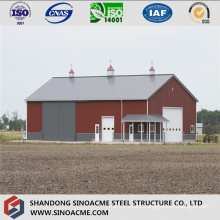 Steel Prefab Movable Building for Agricultural Warehouse